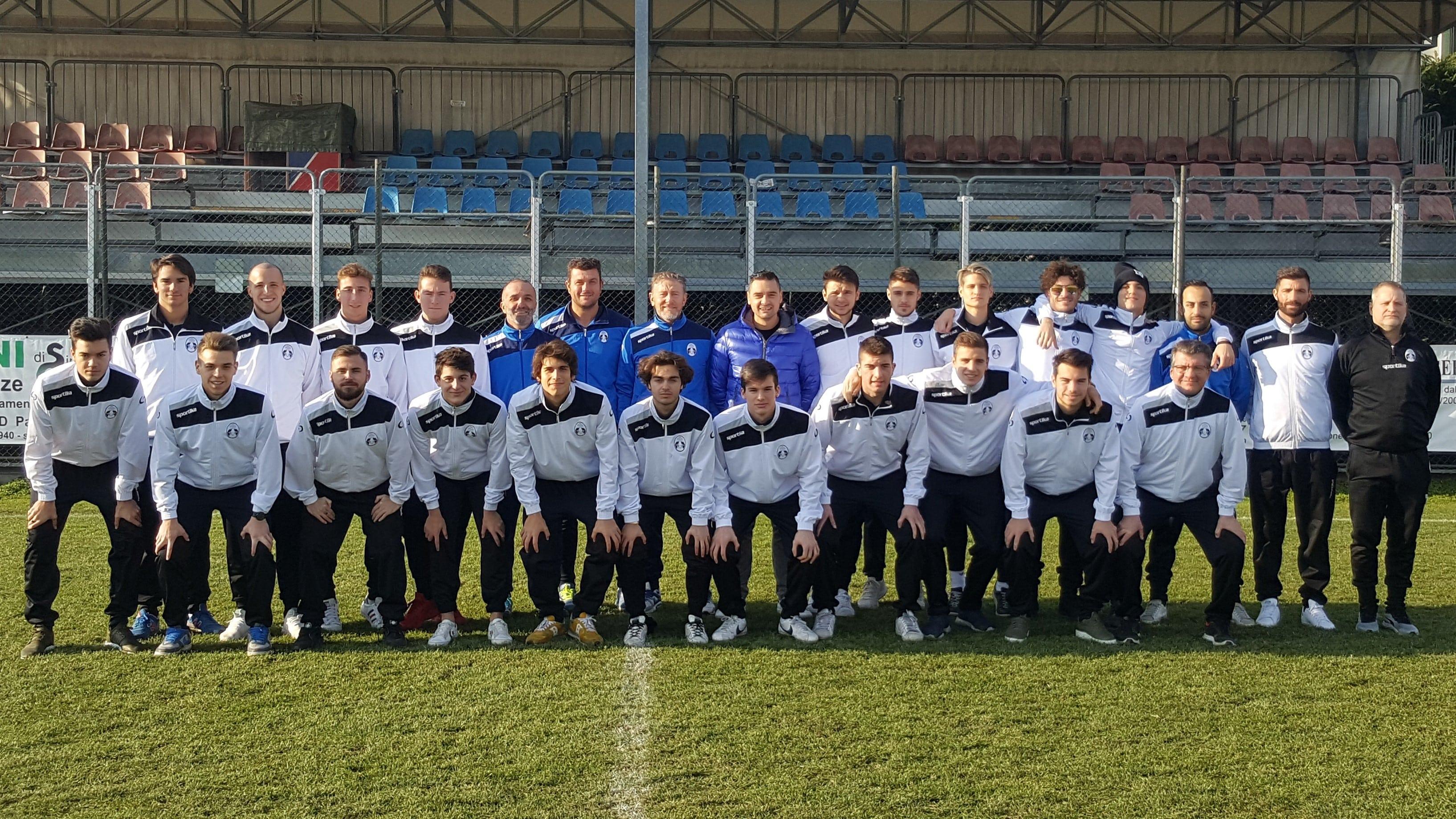 Prima Squadra Campionato Eccellenza 2017 - 2018