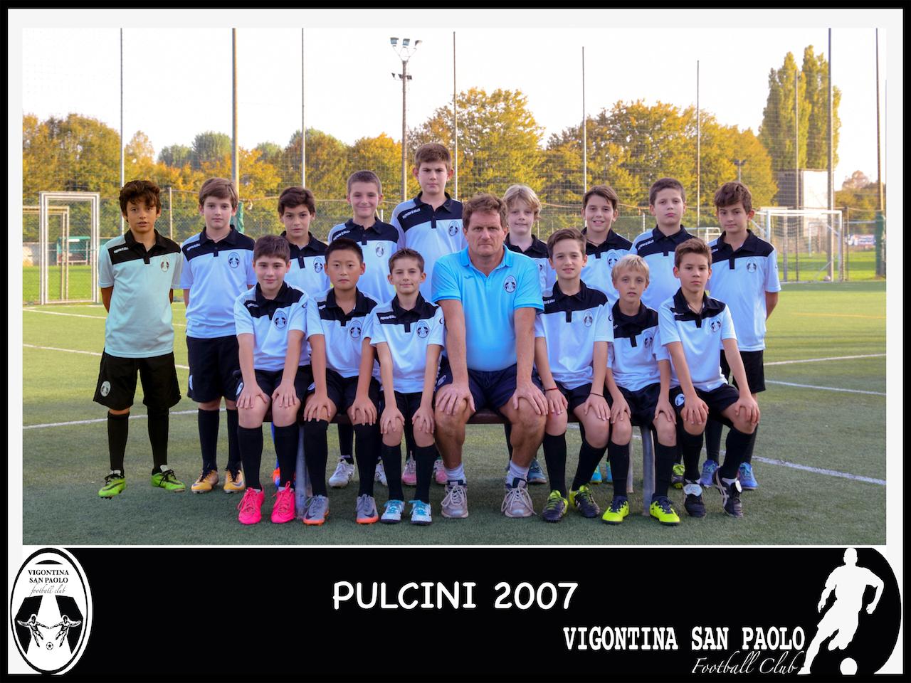 2007 Pulcini