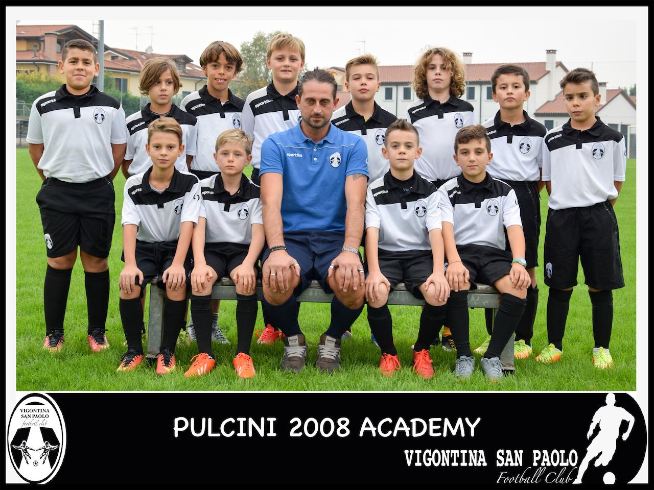 2008 Pulcini - Cagnin