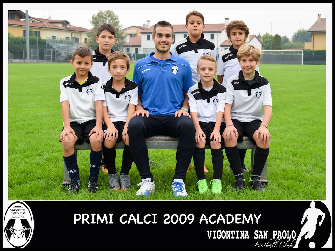 2009 Primi Calci - Favero