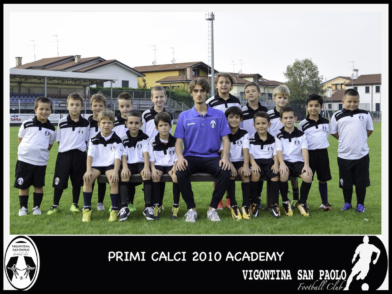 2010 Primi Calci Academy