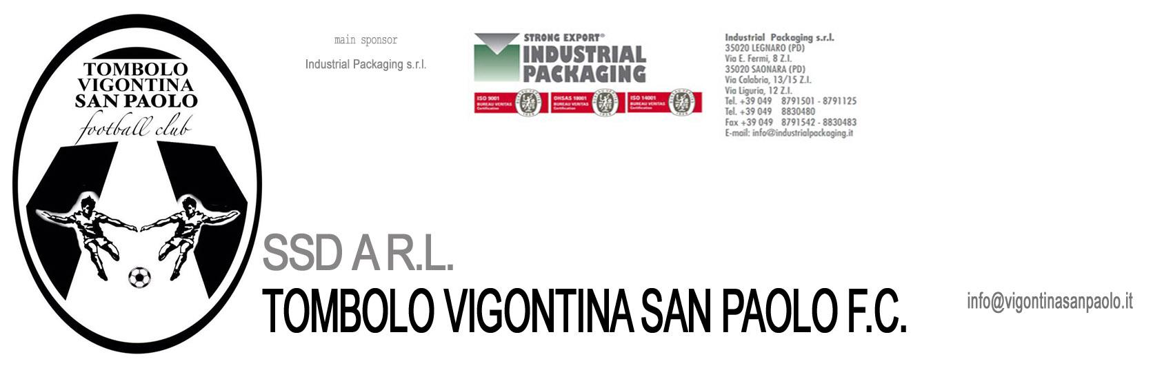 Tombolo Vigontina San Paolo FC SSD a r.l.